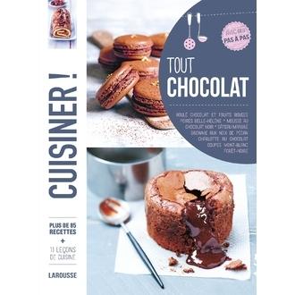 HACHETTE - Livre de cuisine Tout chocolat