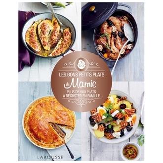 HACHETTE - Livre Les bons petits plats de mamie