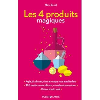 Livre Les 4 produits magiques