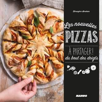 MANGO - Livre de cuisine Les nouvelles pizzas à partager! Du bout des doigts