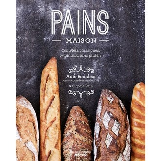 MANGO - pains maisons, complets, classiques, originaux, sans gluten