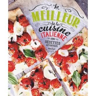 MARABOUT - Livre de cuisine Le meilleur de la cuisine Italienne, 200 recettes authentiques