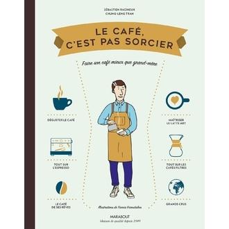 LIV LE CAFE CEST PAS SORCIER'