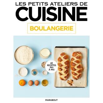MARABOUT - Livre de cuisine Boulangerie