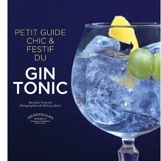 MARABOUT - Le petit guide chic et festif du gin tonic