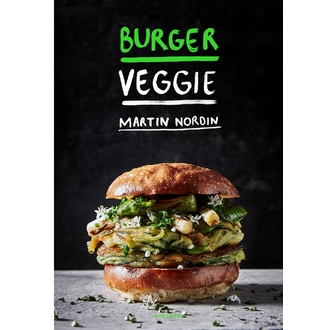 HACHETTE - Livre Burger veggie