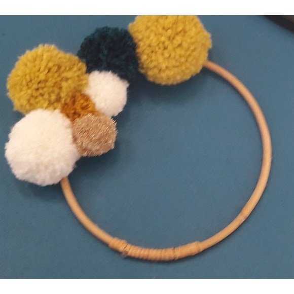 Cercle en rotin 30cm