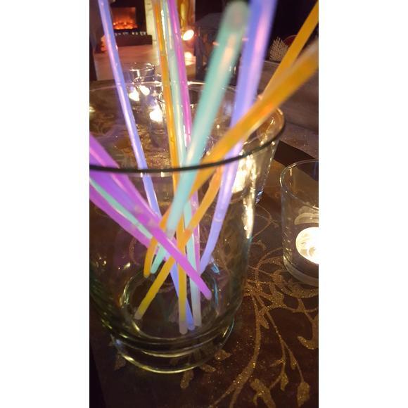 Set de 100 batons lumineux Lumio sticks