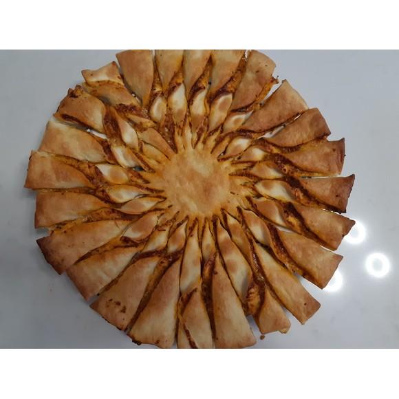 Coffret tarte soleil : empreinte et pinceau