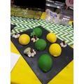 Colorant alimentaire effet velours vert spray 100ml