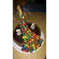 Gravity cakes, recettes qui défient la gravité!