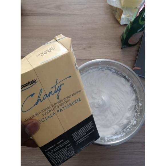 Crème uht chanty veg sucre 1L