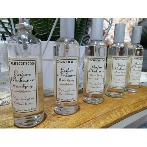 Parfum d'ambiance fleur de coton 100ml
