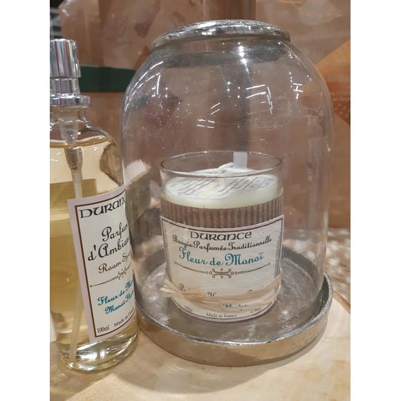 Bougie parfumée fleur de monoï 180g