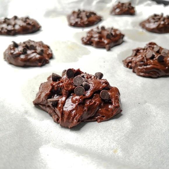 Pépites de chocolat noir en sachet 1kg