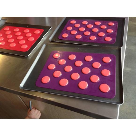 Tappetino in silicone macaron