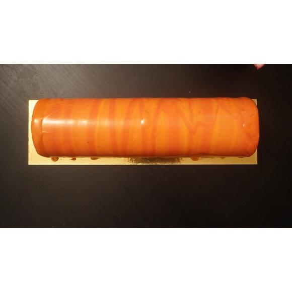 Colorant alimentaire liquide liposoluble orange flacon 30ml