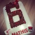 Moule à gâteau chiffres et lettres en kit 10 éléments
