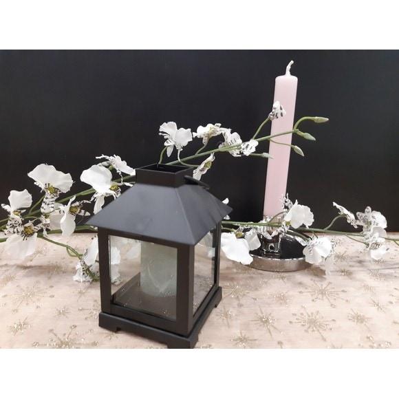 Mini-lanterne noire