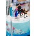 Sogetti decorativi per torte tema Frozen, 8 pezzi