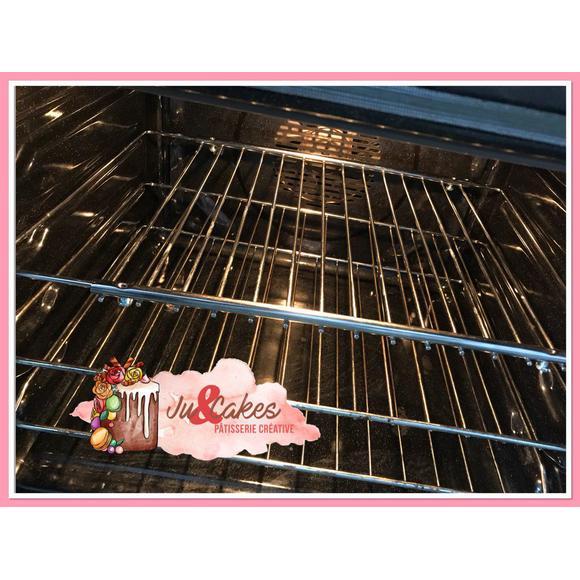Griglia per forno in inox,  35x32x46cm