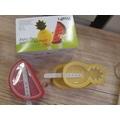 4 moules esquimaux fruits tropicaux
