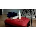 Flacon de voyage à spray transparent à spray 100ml