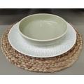 Assiette plate Line 27 cm