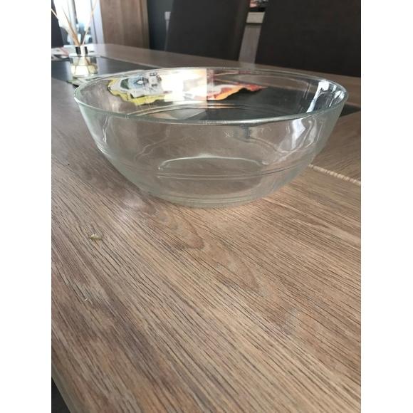 Insalatiera Duralex Lys in vetro trasparente Ø20 cm