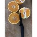 Couteau multi usages en céramique noir 13cm