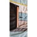 Cintre en bois avec pince pour jupe ou pantalon