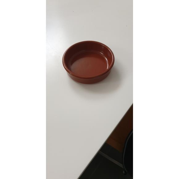 Coppetta per tapas o creme brulé in ceramica, 14 cm