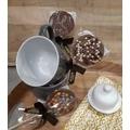 Sucette chocolat lait surprise partie + 40g