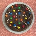 Copeaux de chocolat noir en éventails 100g