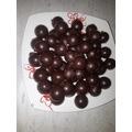 Stampo per cioccolato 32 semisfere in policarbonato, 2,6 cm