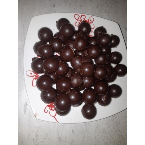 Moule à chocolats 32demi-sphères en polycarbonate 2,6cm