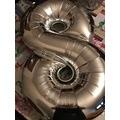 Bouteille d'hélium 0,25m3