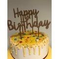 Décor à piquer  Happy Birthday