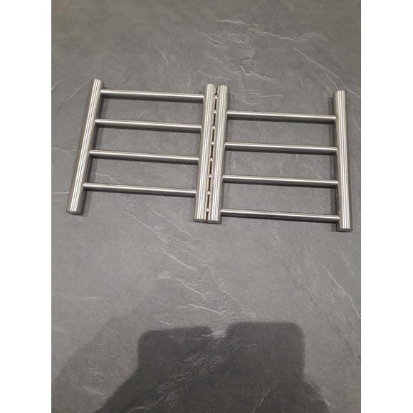 Sottopentola estensibile Zodio in acciaio inox 22-37 cm