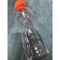 Bottiglia di vetro borosilicato con tappo, 50cl