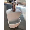 Dispenser sapone liquido Festival grigio 380 ml