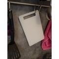 Planche professionnelle à rigole en polyéthylène 25x15cm