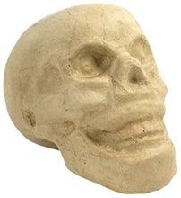 Achat en ligne Crâne papier maché 12x10,5x15,5cm