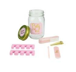 Achat en ligne Jar beauté spécial manucure rose