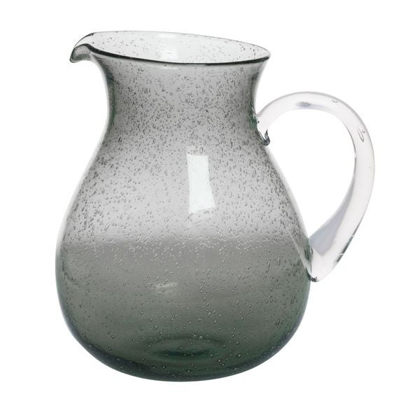 Achat en ligne Pichet artisan bullé gris 2l