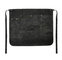 Achat en ligne Demi tablier noir 60x50cm