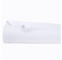 Achat en ligne Drap plat en percale avec bourdon ivoire 270x300cm