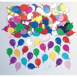 Confetti ballons multicolore 14gr