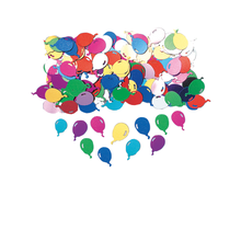 Achat en ligne Confetti ballons multicolore 14gr