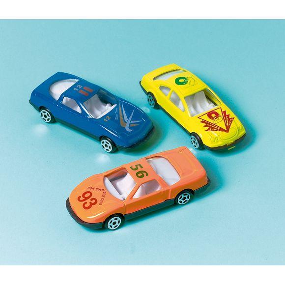 Set de 12 petites voitures